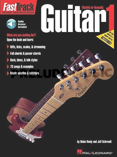 FastTrack Guitar Method, Book 1