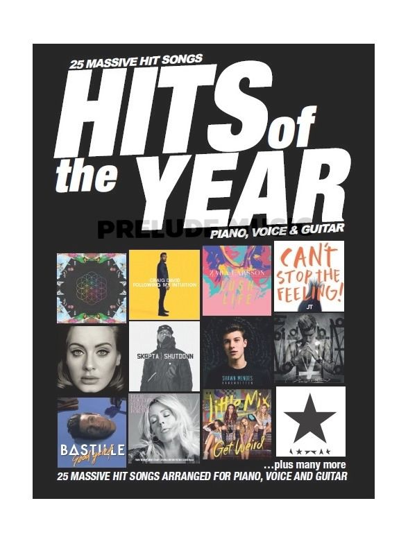 Hits Of The Year 2016