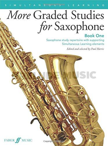 More Graded Studies for Saxophone Book 1