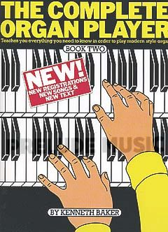 The Complete Organ Player Book 2
