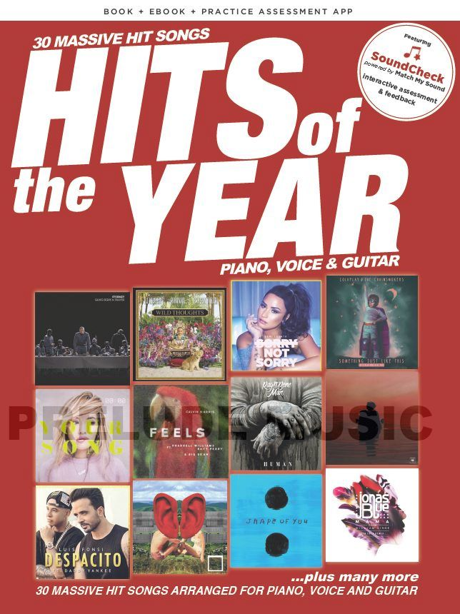 Hits Of The Year 2017 (PVG)