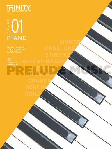 Piano Grade 1 book & CD 2018