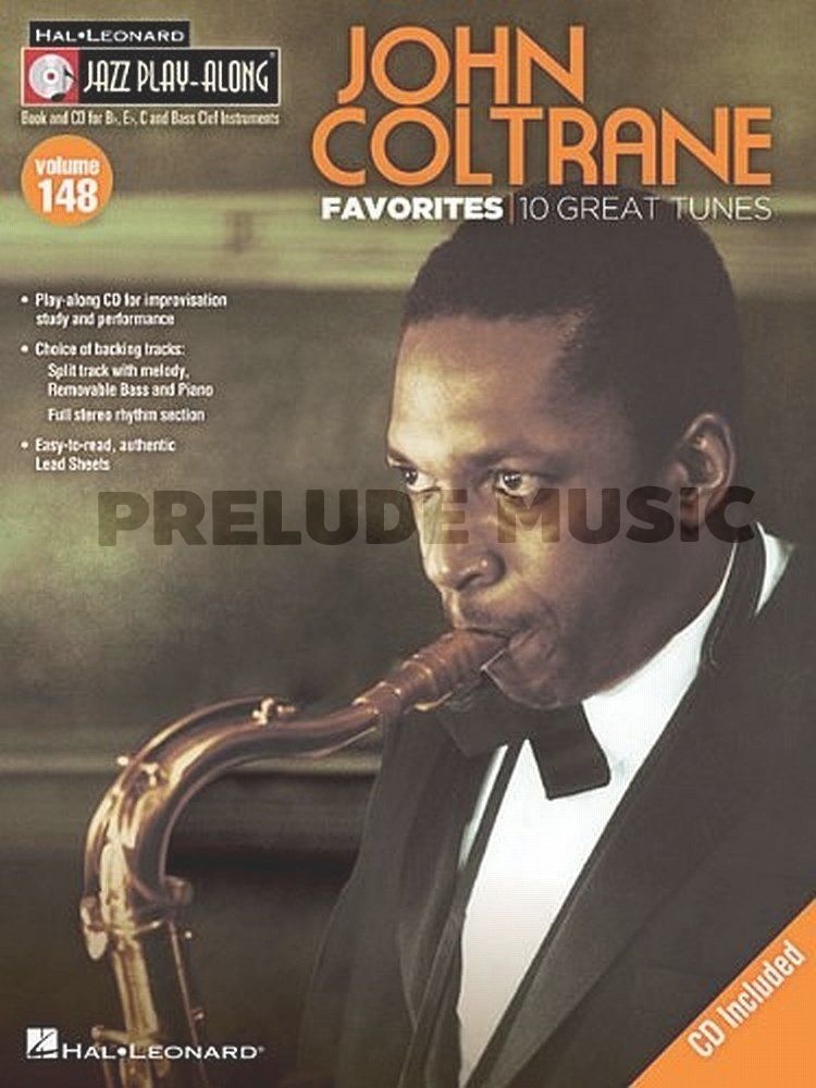 John Coltrane Favorites