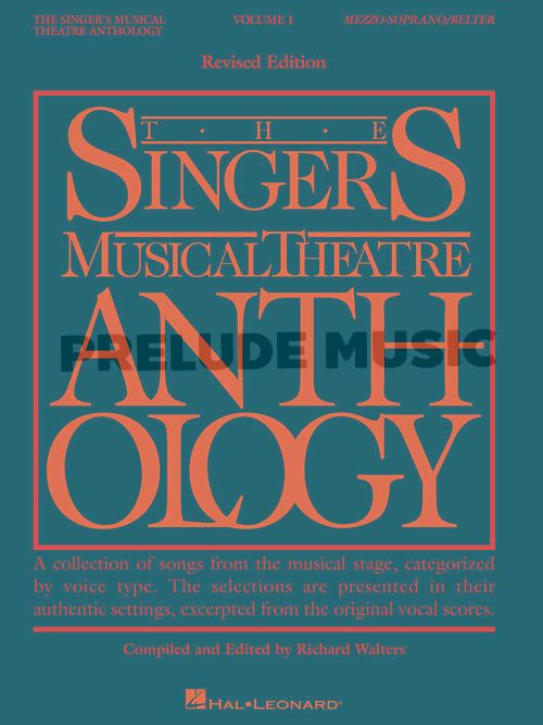 The Singer's Musical Theatre Anthology � Volume 1, Revised
