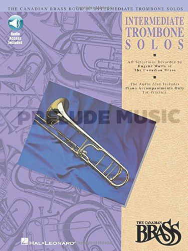 Canadian Brass Book of Intermediate Trombone Solos