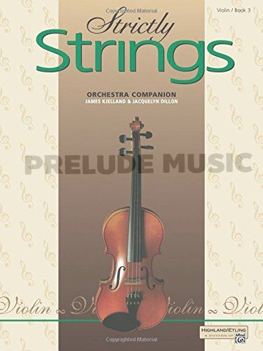 Strictly Strings Book 3