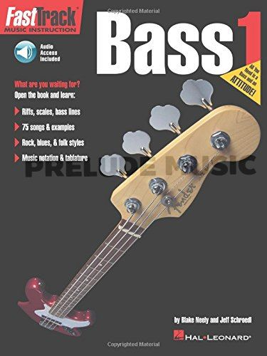 FastTrack Bass Method, Book 1