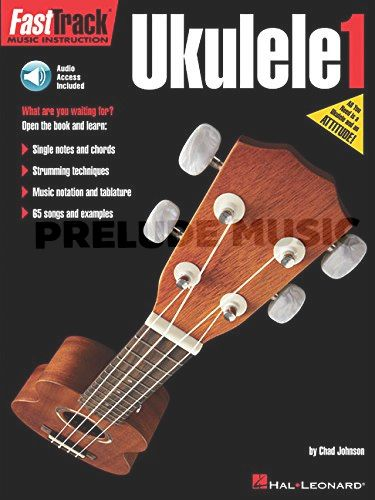 FastTrack Ukulele Method � Book 1