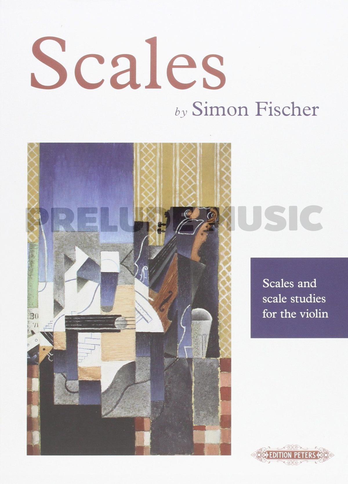 Scales by Simon Fischer