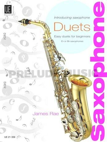 Introducing Saxophone � Duets for 2 saxophones